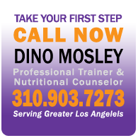 Contact Dino Mosley at House of Fundamentals 310.903.7273